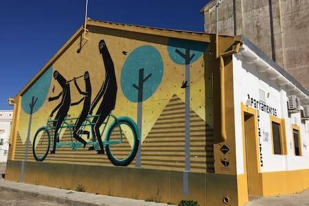 Apartamentos El Silo. A 15 min de Cáceres. Nº2 - Torremocha - Wohnung