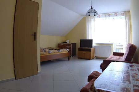 Room w/balcony 400m to beach - Ustronie Morskie