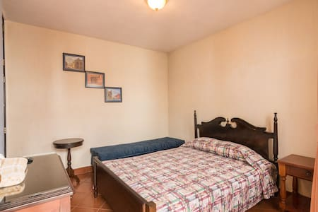 Linda habitación en el centro de La Antigua