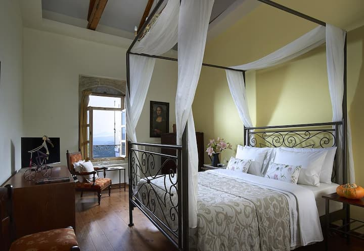 Double room with mangificent view