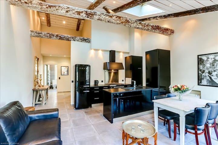 Appartement 2 pièces 50m² avec balcon