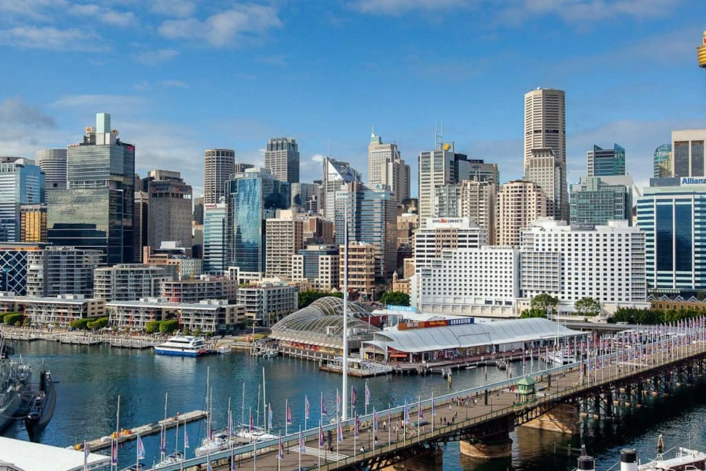 New 2BR in CBD near Darling Harbor&ICC&China Town ...