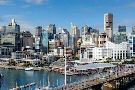 New 2BR in CBD near Darling Harbor&ICC&China Town