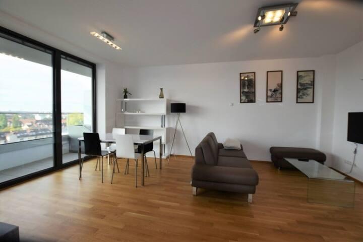 Luxury apartment  near Frankfurt Trade Fair
