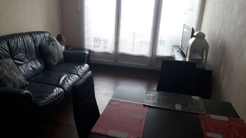 Appartement 2 pièces à Cabourg