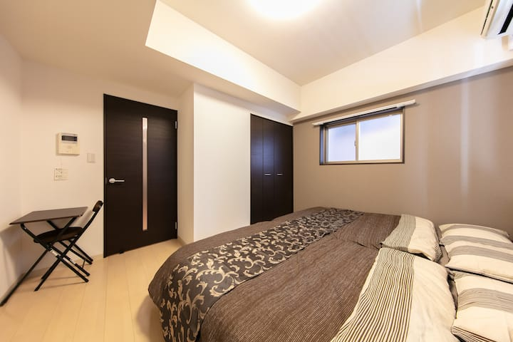 ★SALE★1 min walk station/direct from airport/Wi-Fi
