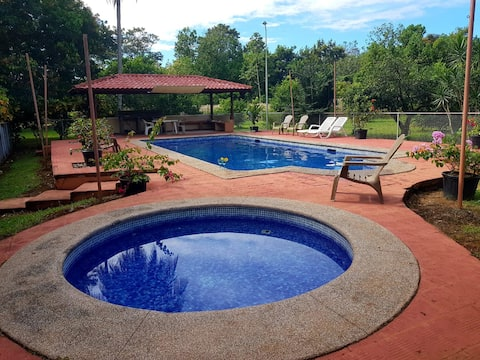 Country House in Costa Rica, Orotina. Great place