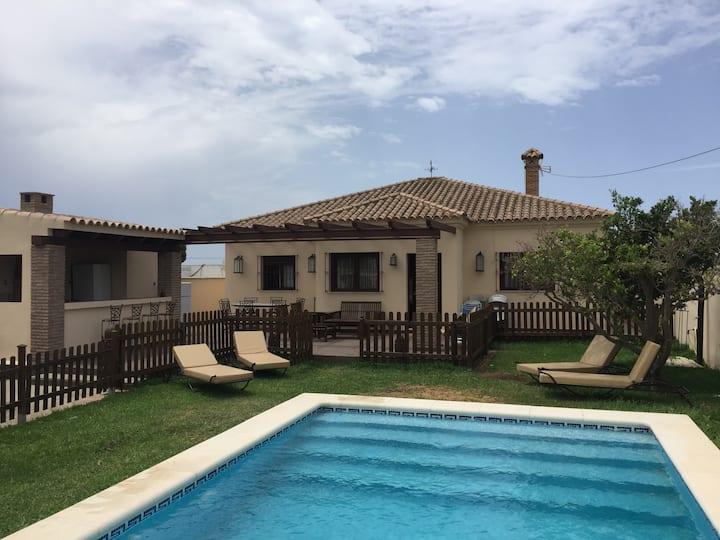 Ferienhaus in Südspanien mit Pool