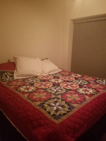 Holden room.