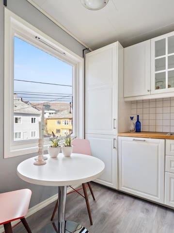 Lovely apartment close to the city - Bergen - Lägenhet