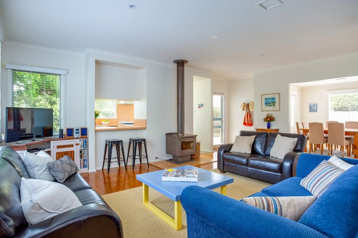 Frimmell Way Family Retreat, Portsea