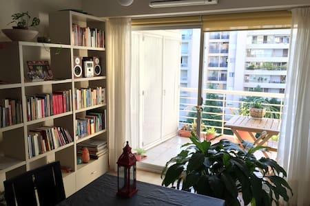 Habitación+Baño privado en Palermo - Társasház