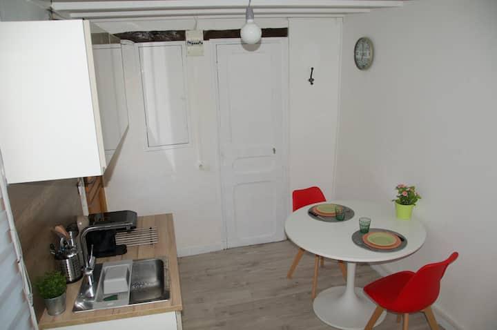 Appartement centre historique et proche Giverny