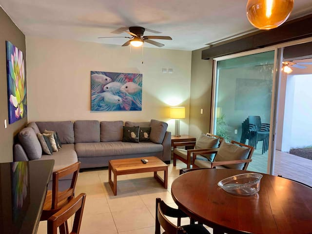 """Casa Carrizo"" excellent location and comfortable."