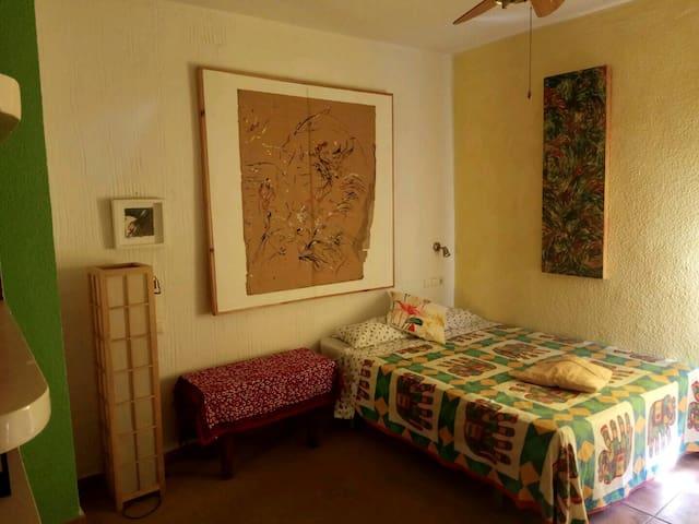 Habitación doble casco antiguo