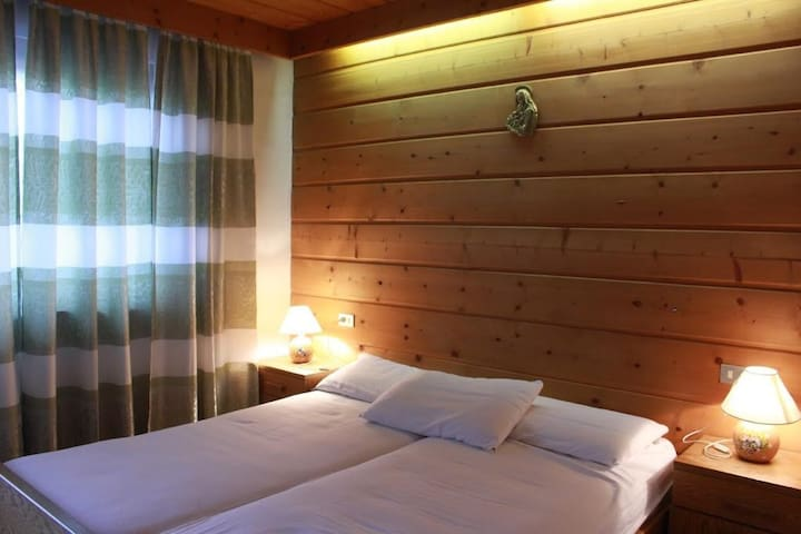 Ruhiger Ort -Apartment 100m from ski slopes