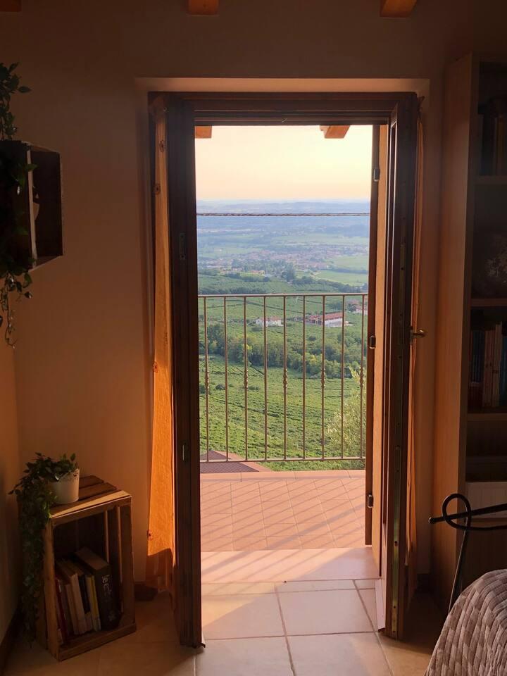 Room in the heart of Valpollicella
