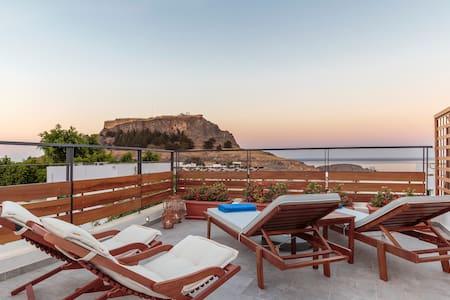 LindosAqua Luxury Villa