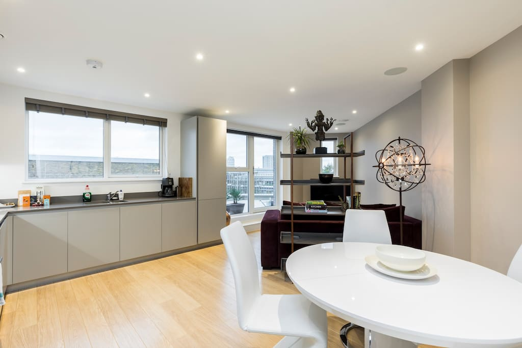 Brixton Apartment With Large Private Terrace Apartments