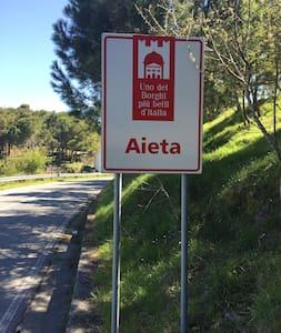 Casa vacanze ad Aieta