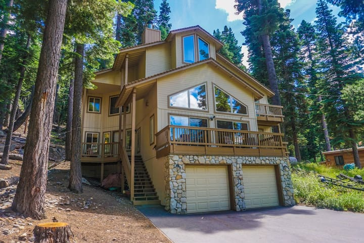 Rogers Family Home - Fallen Leaf Lk - South Lake Tahoe