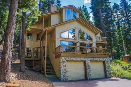 Rogers Family Home - Fallen Leaf Lk - South Lake Tahoe - Cabin