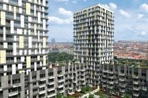 ZIZKOV modern new flat!