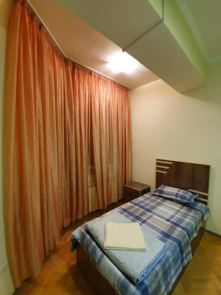 Twin Room Near Republic Square