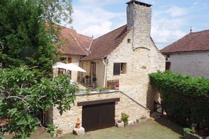 Jeanne's house - Lavercantière - Casa