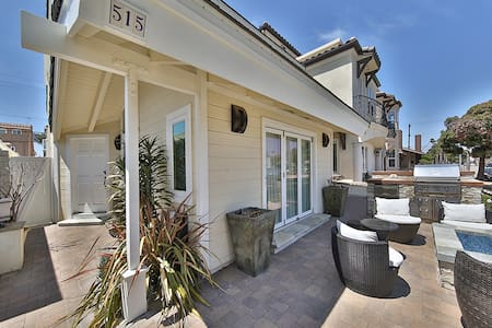 HB Beautiful Beach House - Huntington Beach