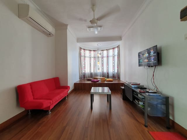 Malacca river view guest house 2r