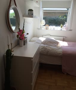 Lovely room close to City & Nature - Egernsund - House