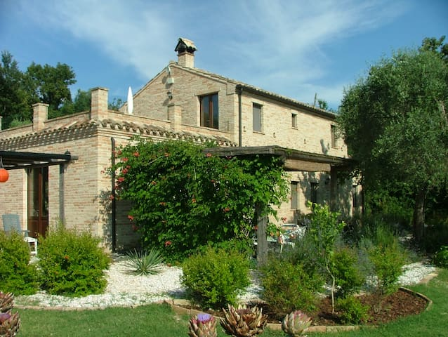 Casa Tramonto farmhouse with pool - Querciari I - House