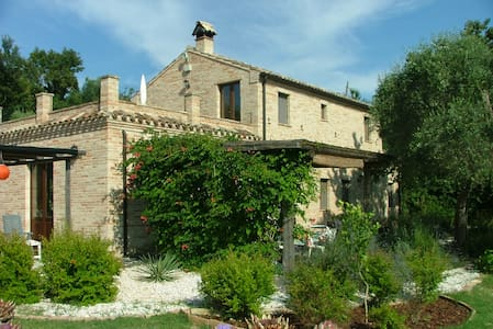 Casa Tramonto farmhouse with pool - Casa