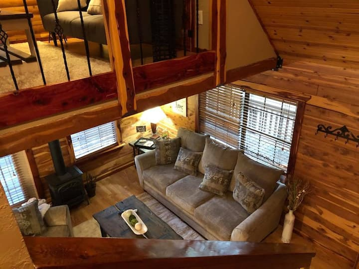 Quiet Lakeview Getaway in SE Oklahoma