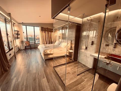 Deluxe Room 01 Block Area