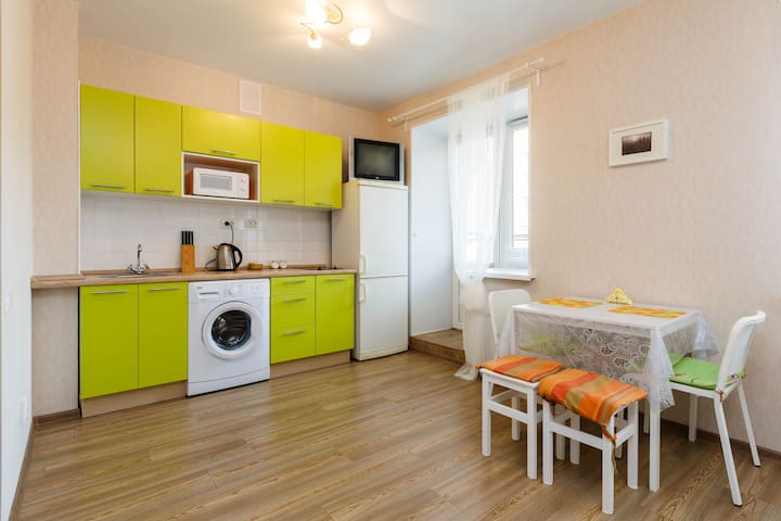 Сlean cozy apartment - Kazan