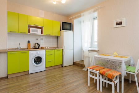 Сlean cozy apartment - Kazan - Huoneisto