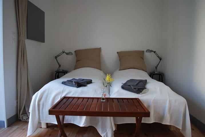 Chambre d'hôtes Escapad'Oc à Berlou - Berlou