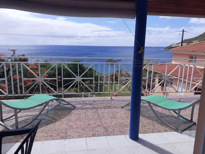 Appartement avec vue sur mer | Petite-Anse