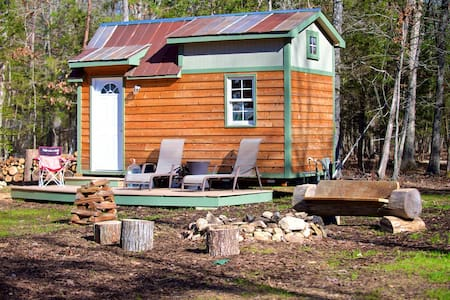 Charming Tiny House in Chapel Hill countryside - Chapel Hill - Maison