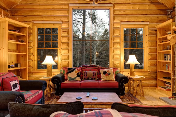 Let's make a deal! Great Granite Ridge Cabin-Abode on Obsidian - Teton Village - Dům