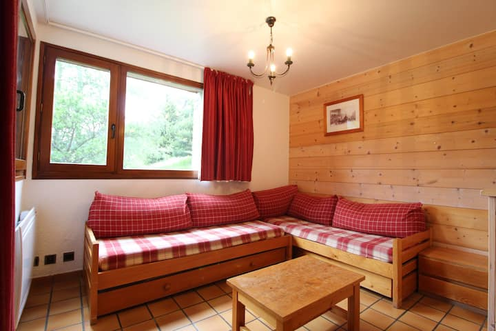 JO0004 : Apartment 5  persons Val Cenis Le Haut