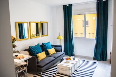 Charming central studio flat. WiFi - Seville - Apartment