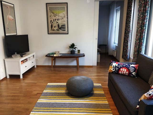Lohja - New apartment with perfect location