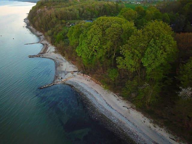 Der nächstgelegene Strand