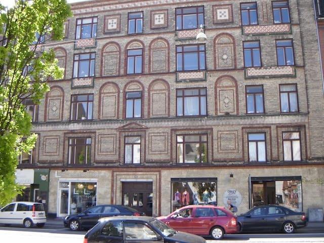 Værelse 15 kvm på Frederiksberg