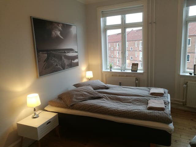 Wonderfull Copenhagen room