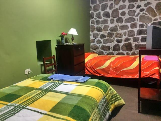Habitación doble en Casona del Centro del Cusco 1. - Cusco