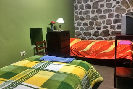 Habitación doble en Casona del Centro del Cusco 1. - Cusco - House